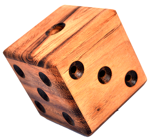 magic dice wooden iq game thai wooden games chiang mai thailand