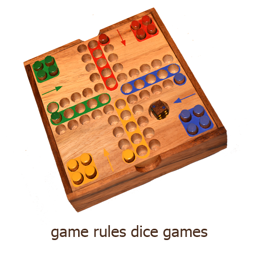 games rules for dice and entertain games in samanea wood