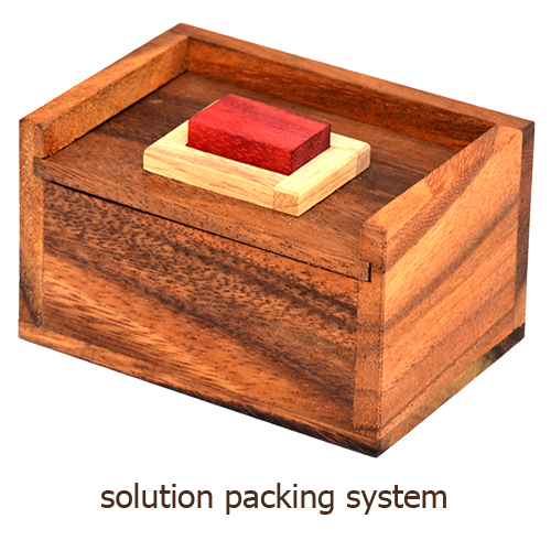 solution for packing puzzle and pentominos monkey pod