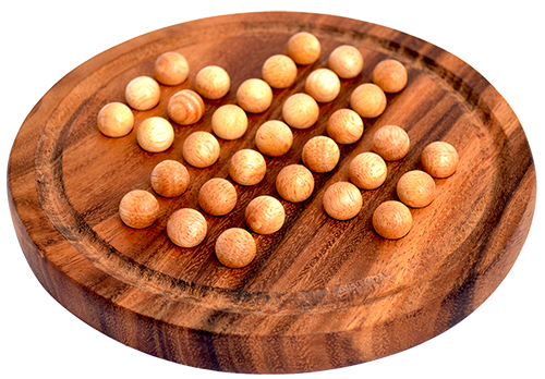 thai wooden games wholesale solitaire board strategie wooden games thailand
