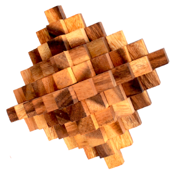 all wooden puzzle from thai wooden games in monkey pod wooden or smanea wooden